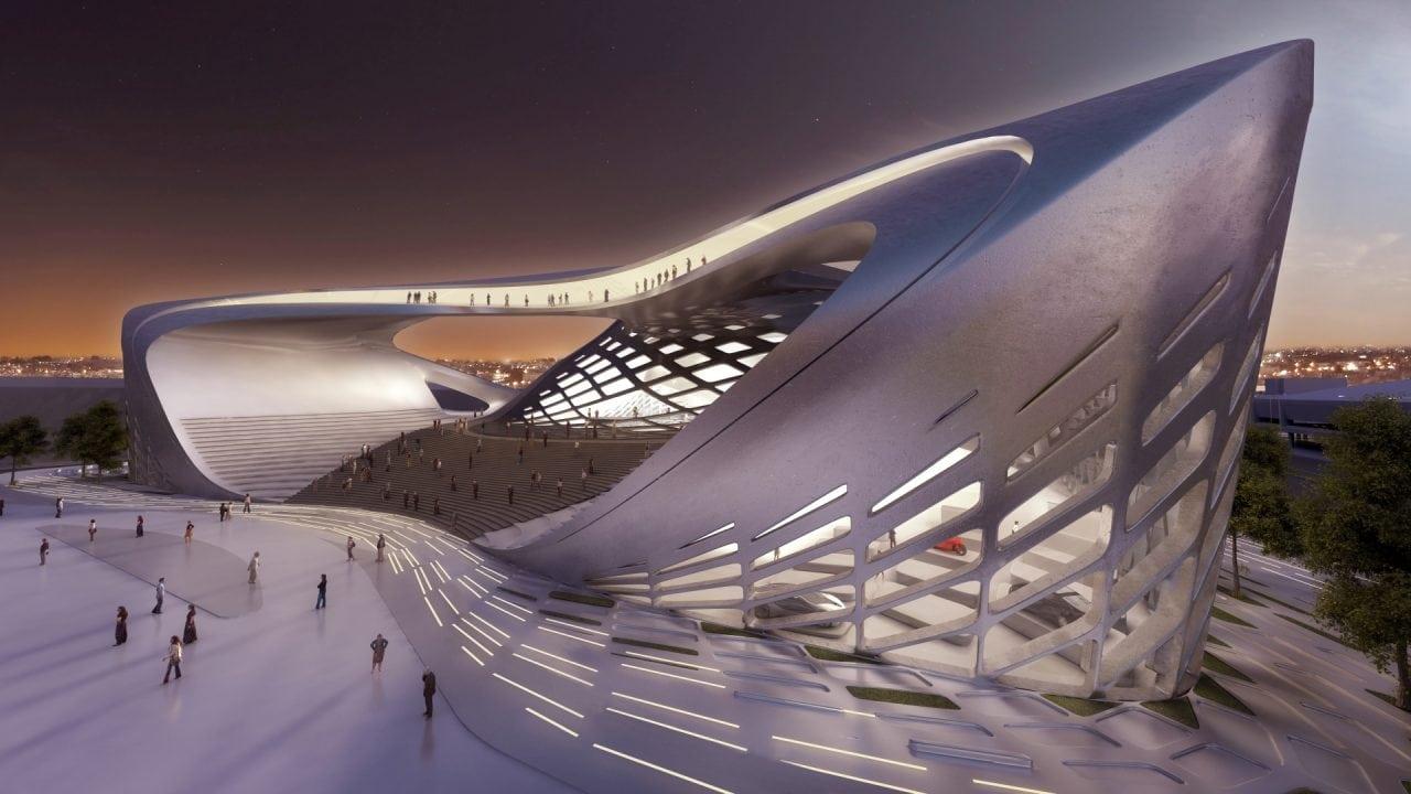 529491 - Zaha Hadid – Expresia geniului in Futurism