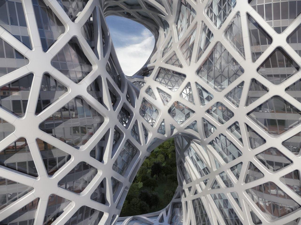 6ab3fa65b8534e32bd206c1e73256764 - Zaha Hadid – Expresia geniului in Futurism
