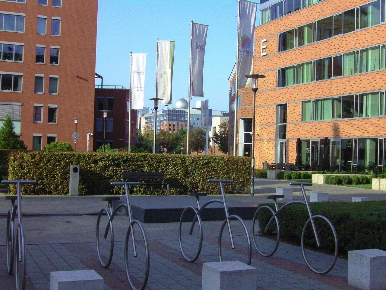 BUD InfoPark.Bikes  - Politehnica - noua destinatie in business
