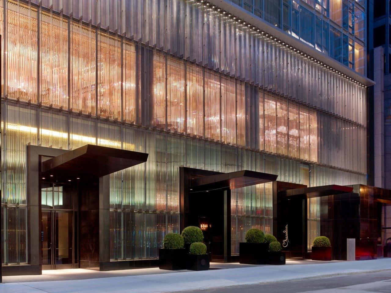 Baccarat Hotel NYC March 2015 3 2 - Baccarat: Stralucind ca nou simbol al Manhattan-ului
