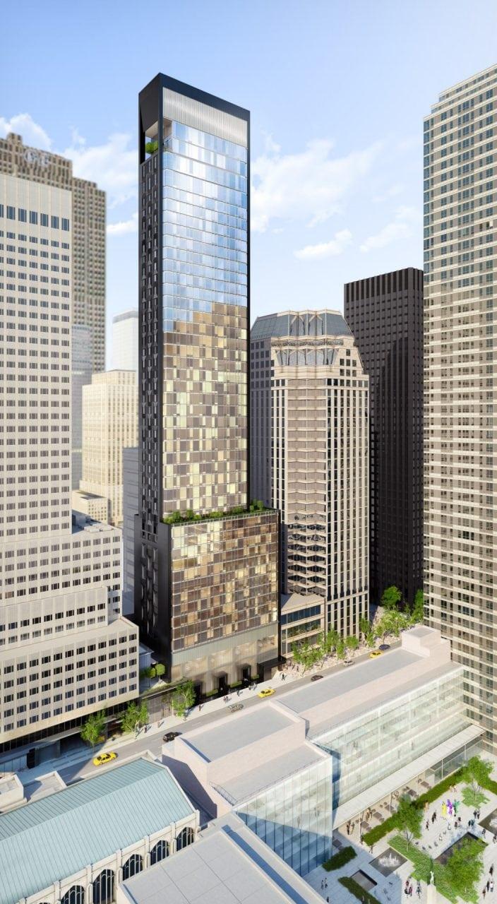 Baccarat Hotel - Baccarat: Stralucind ca nou simbol al Manhattan-ului
