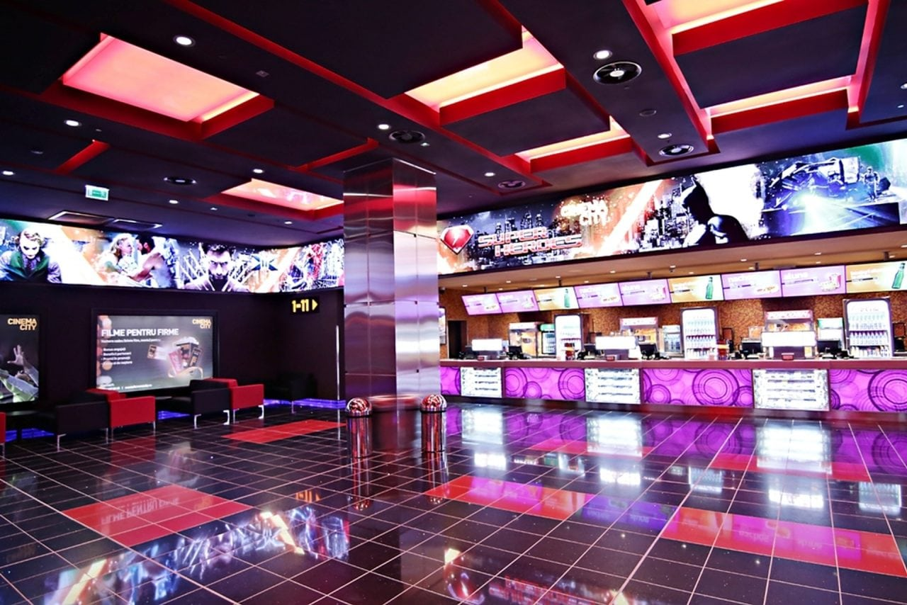 CC ParkLake 3 cinema city - Cinema City a inaugurat al patrulea multiplex din Bucuresti, in ParkLake Shopping Center