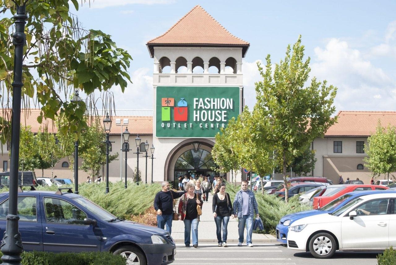 FASHION HOUSE Outlet Centre Bucuresti 1 - Cumparaturile in outlet sunt din ce in ce mai atractive pentru clientii romani