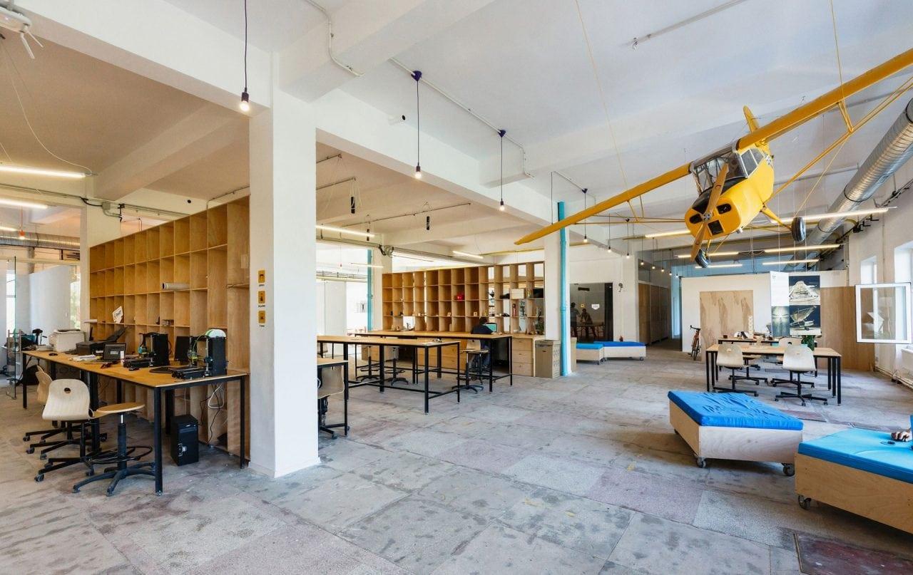 NOD1 - Reconversia vechilor fabrici, noi oportunitati de business