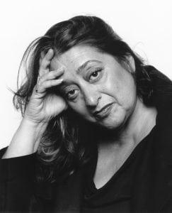 Zaha HadidValerie Bennett 2002  243x300 - Zaha Hadid Architect 2002 @ the AA