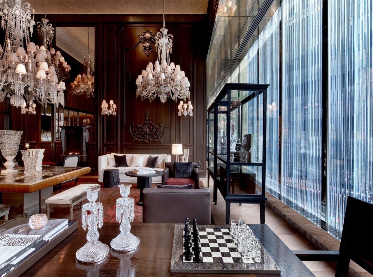 baccarat hotel nyc march 2015 52 - Baccarat: Stralucind ca nou simbol al Manhattan-ului
