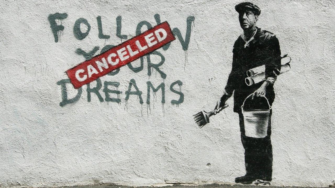 banksy dreams 00349040 - Street Art: Noua fata a oraselor