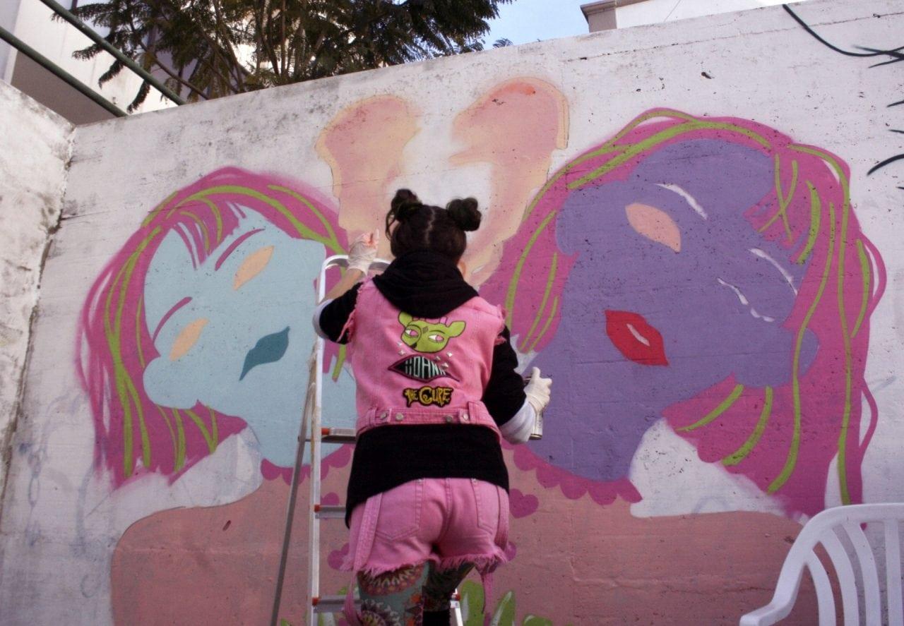 making of something - Street Art: Noua fata a oraselor