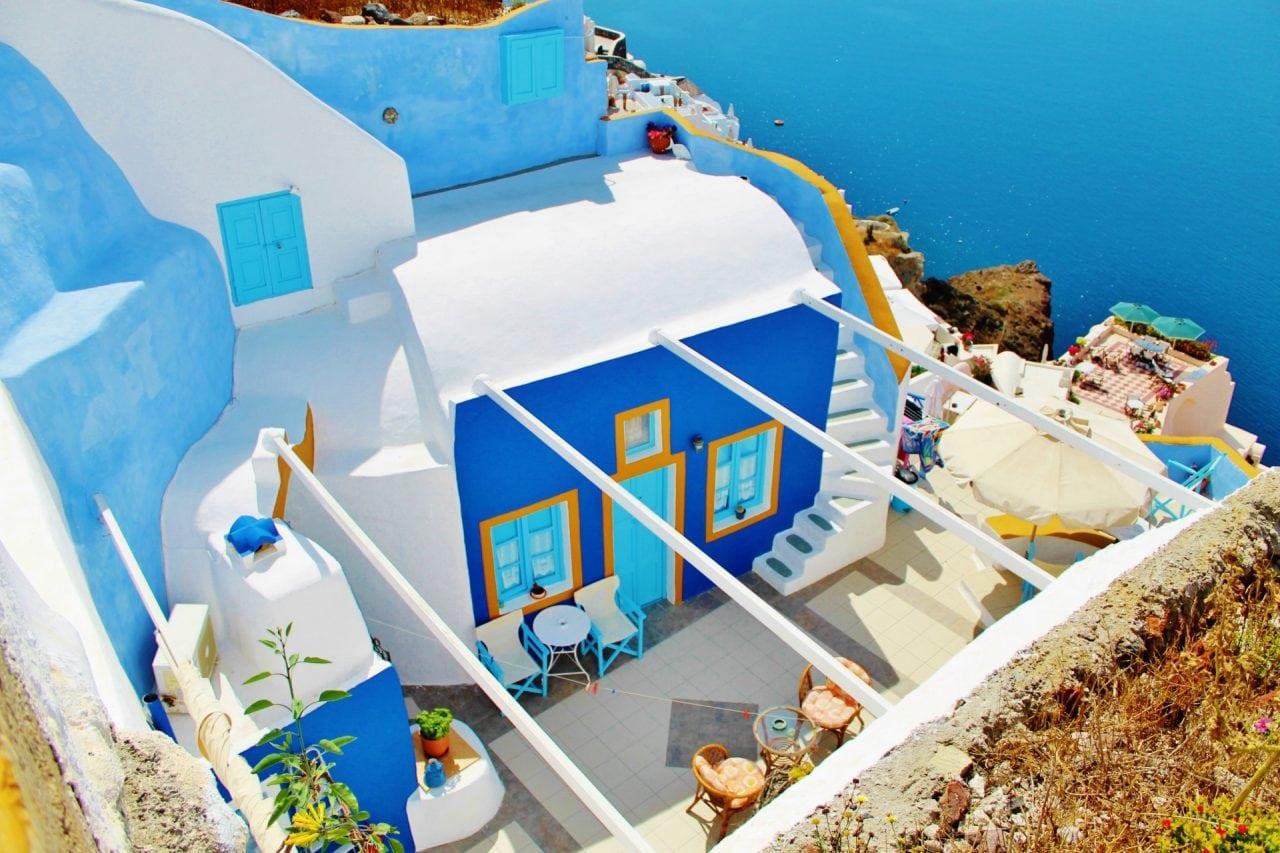 santorini - Cum arata o investitie rezidentiala de 300.000 euro in posibilitati... globale