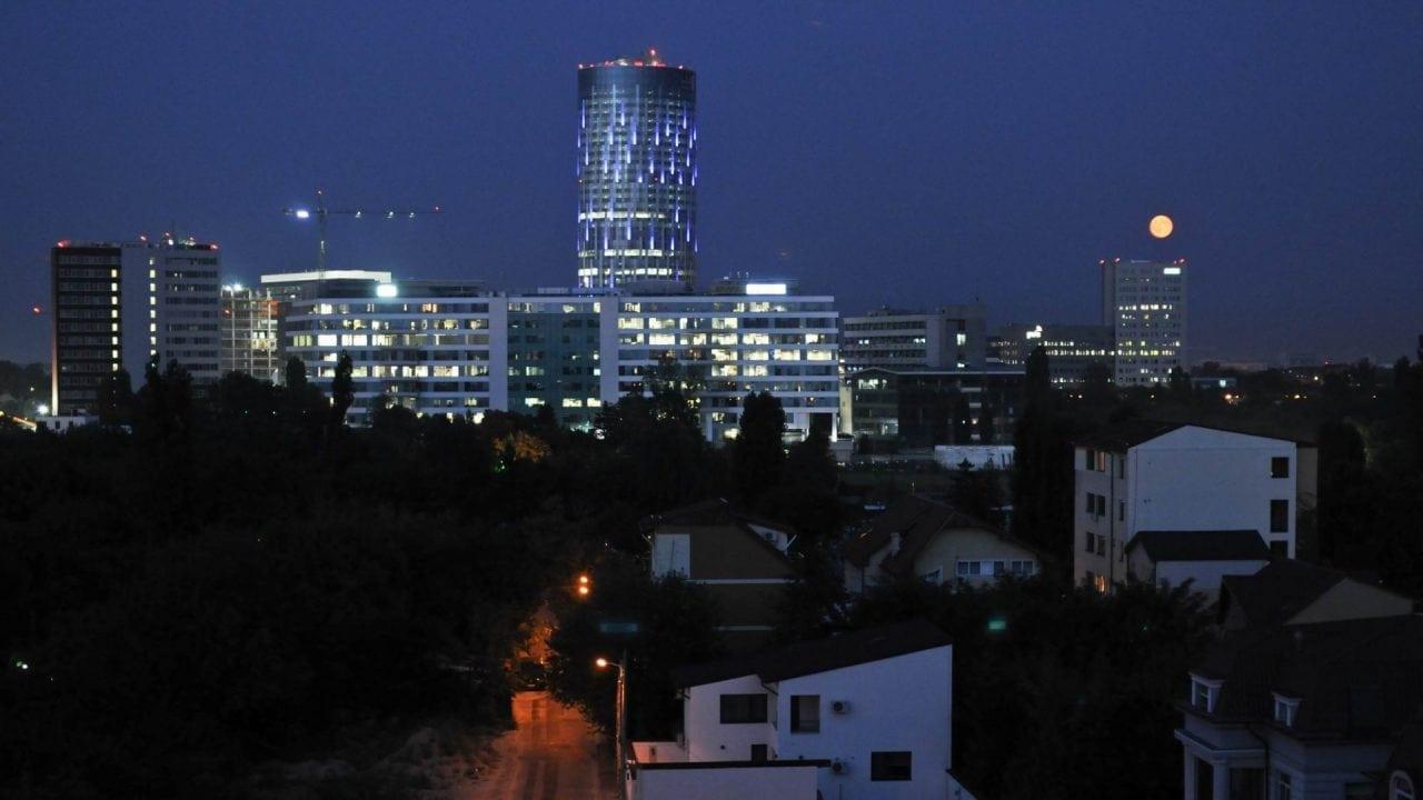 studiu birouri - Vestul Bucureștiului, punctul fierbinte al investițiilor în birouri