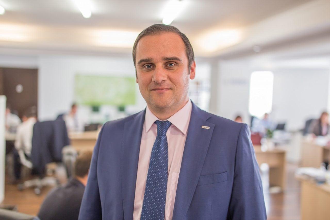 Emanuel Postoaca - Nordis Residence demareaza proiectul