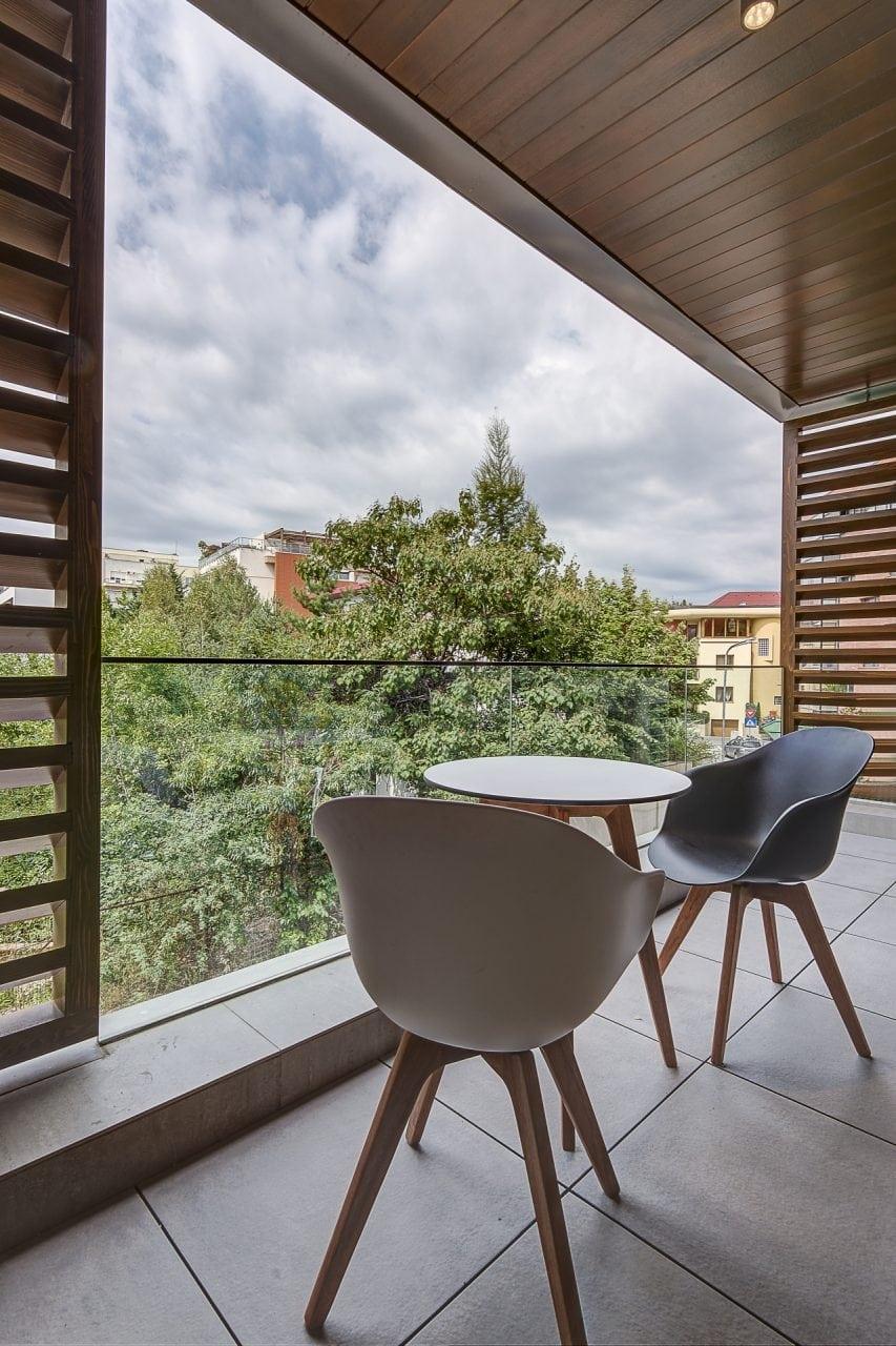 High Residence Terasa - Nordis Residence demareaza proiectul