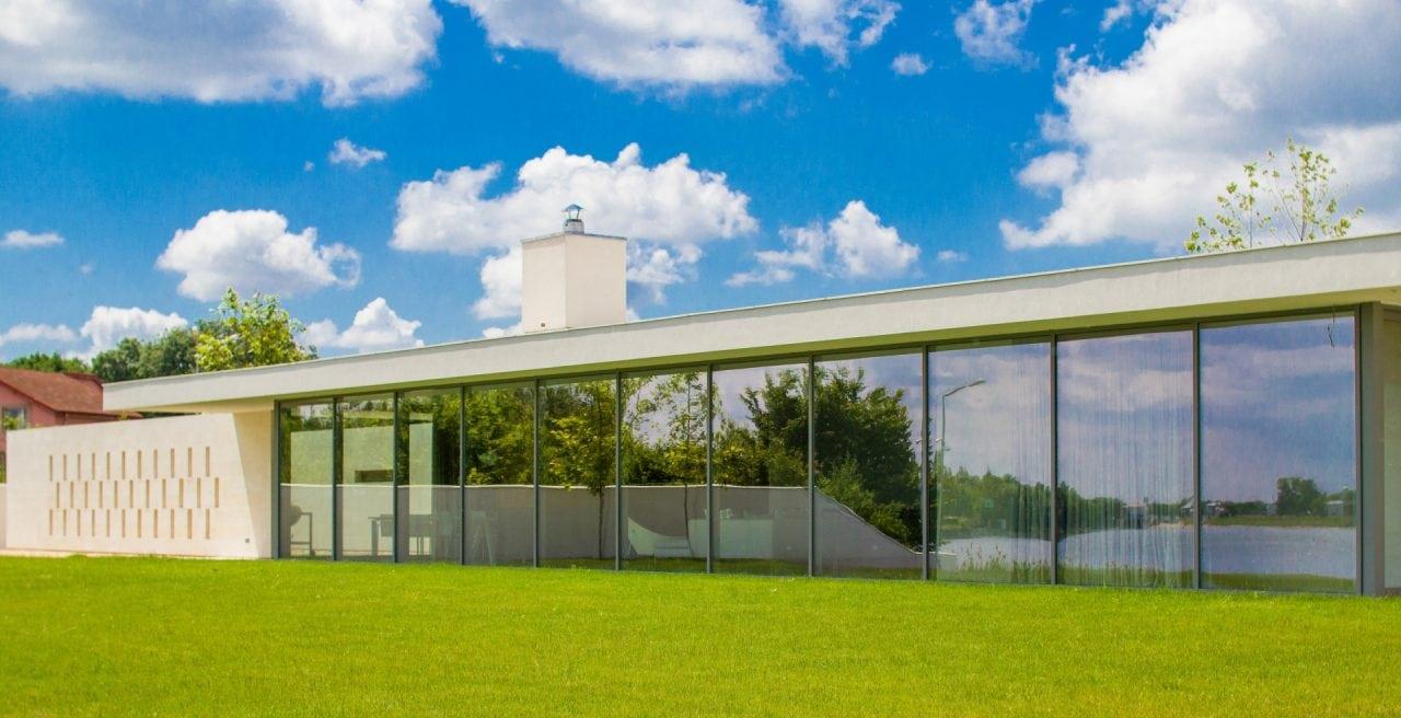 IMG 6691 - Casa de pe lac, lux in stil minimalist