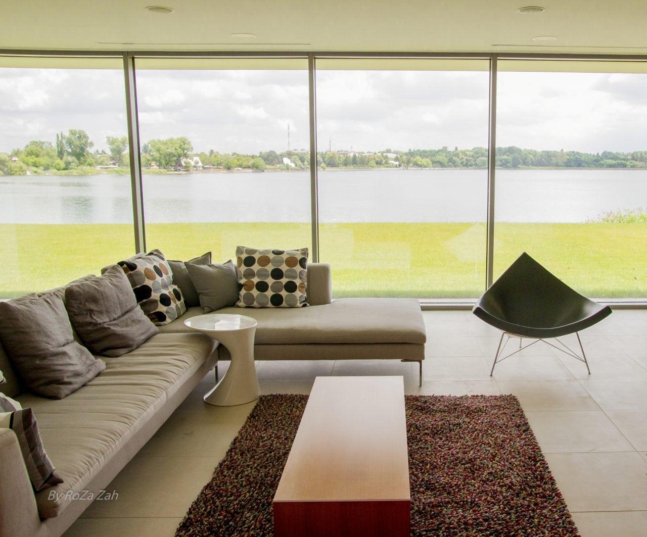 IMG 6794 - Casa de pe lac, lux in stil minimalist