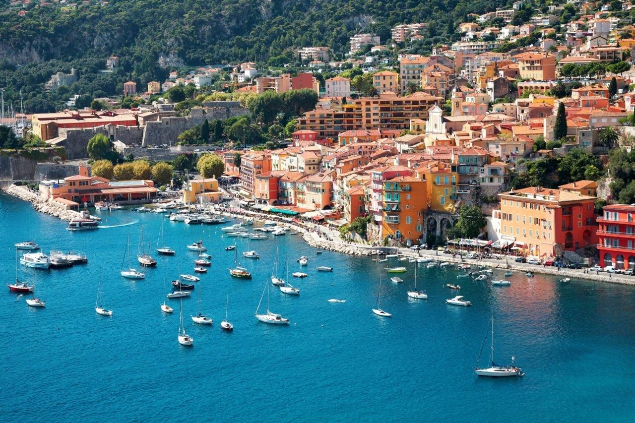 The French Riviera - Case de vacanta pe Riviera