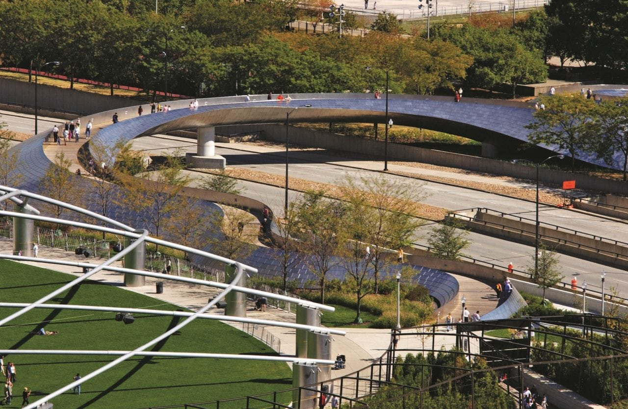 worlds-best-pedestrian-bridges chicago