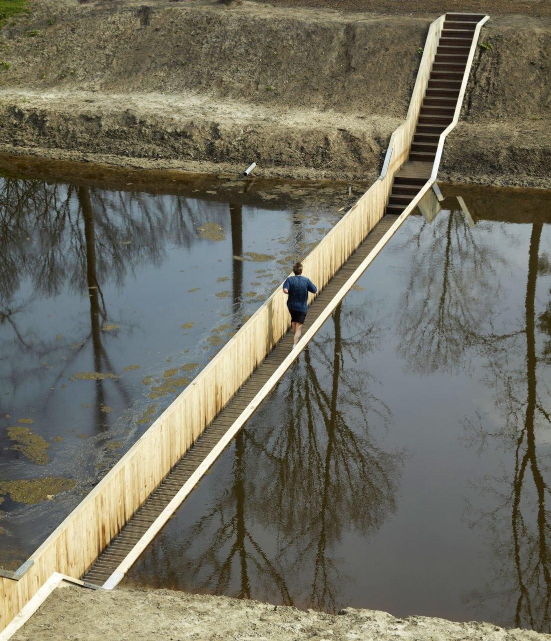 worlds-best-pedestrian-bridges halsteren olanda