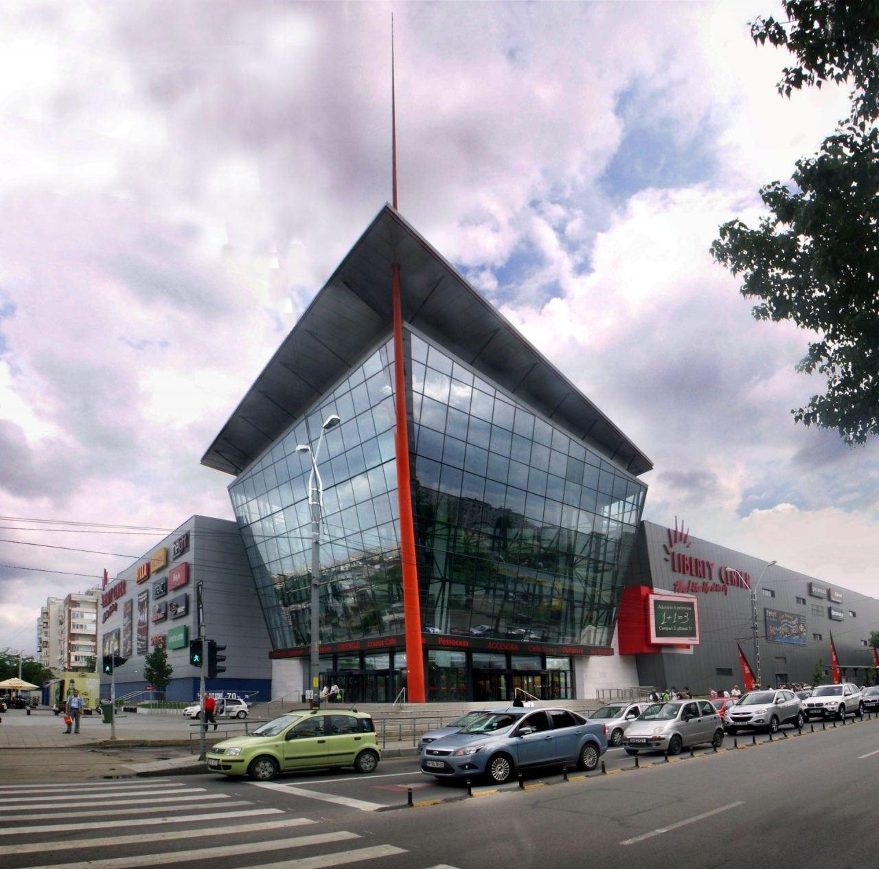 54269327 - JLL a fost desemnată compania de administrare a mall-ului Liberty Center