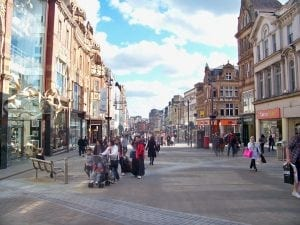 Leeds city centre 300x225 - Leeds city centre