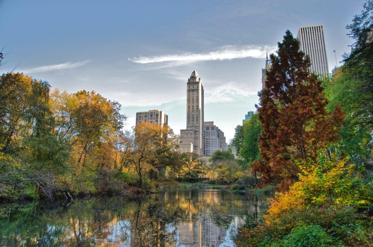Southwest corner of Central Park looking east NYC - Residential vs. Commercial – De unde provin diferentele de cotare?