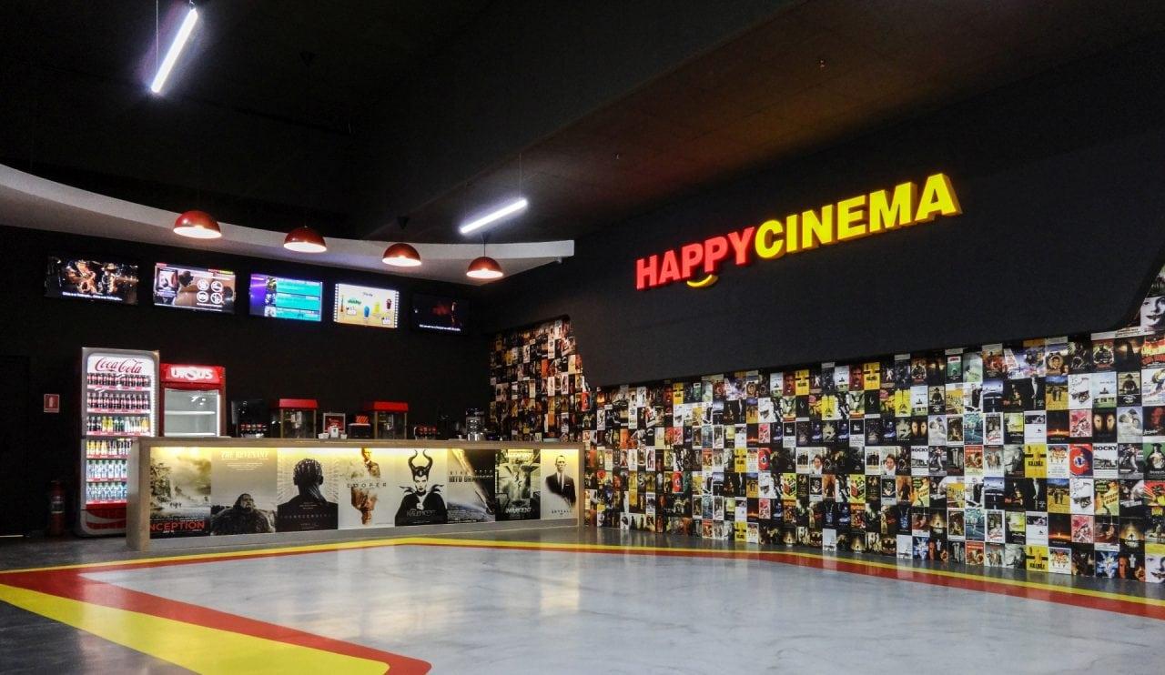 happycinema buzau lansare 4 - JLL a fost desemnată compania de administrare a mall-ului Liberty Center