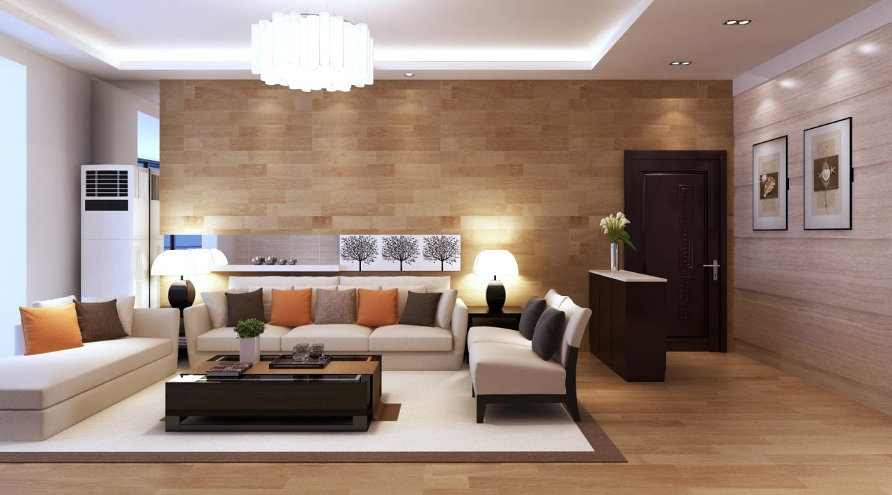 apartment decorating ideas And decorating minimalist Apartment home with an attractive appearance 7 - Imobiliare.ro: Interesul pentru apartamente noi s-a triplat in patru ani