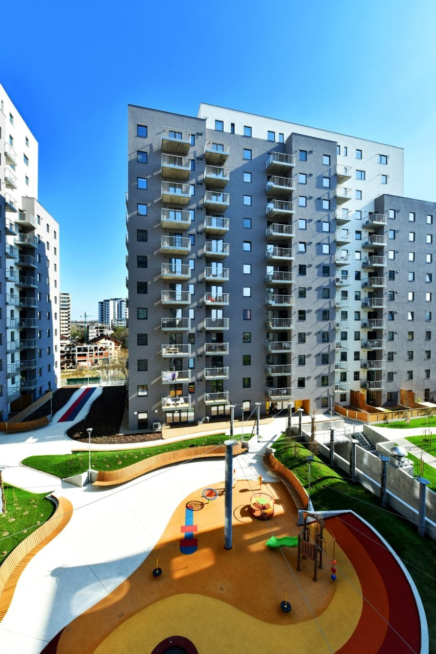 Poza coperta THE PARK - The Park Apartments: Oreteta rezidentiala de succes