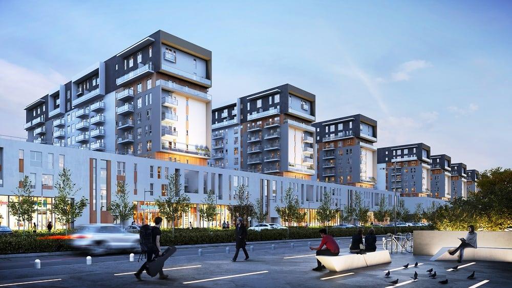 Belvedere Residence11 - Belvedere Development a vandut deja 85% din prima faza a proiectului rezidential din nordul Bucurestiului