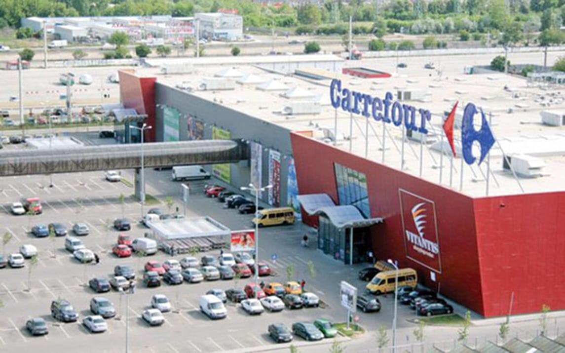 vitantis - Proprietarul Vitantis Shopping Center anunță reconversia parțială a proiectului