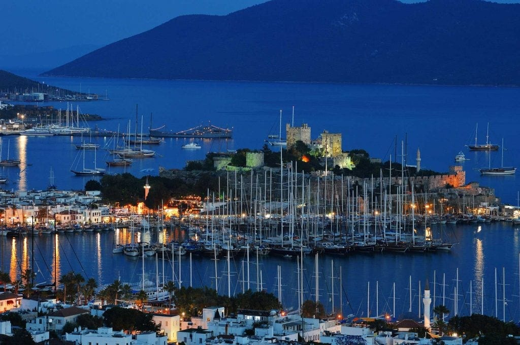 Bodrum castle 2 1024x681 - Second homes... prin vecini