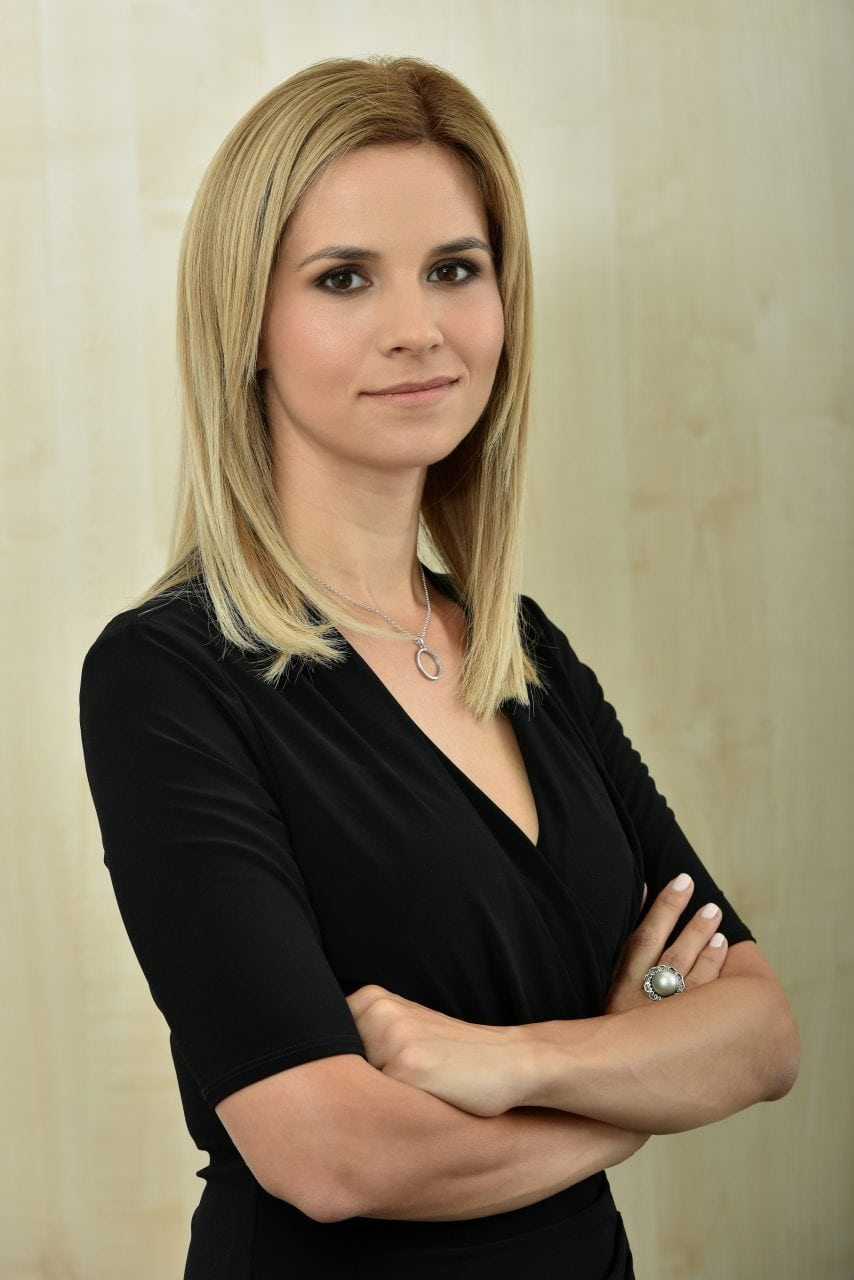 Daniela Popescu, Colliers International
