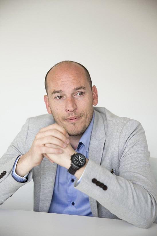 Maarten Deboo CEO Wizmo ro