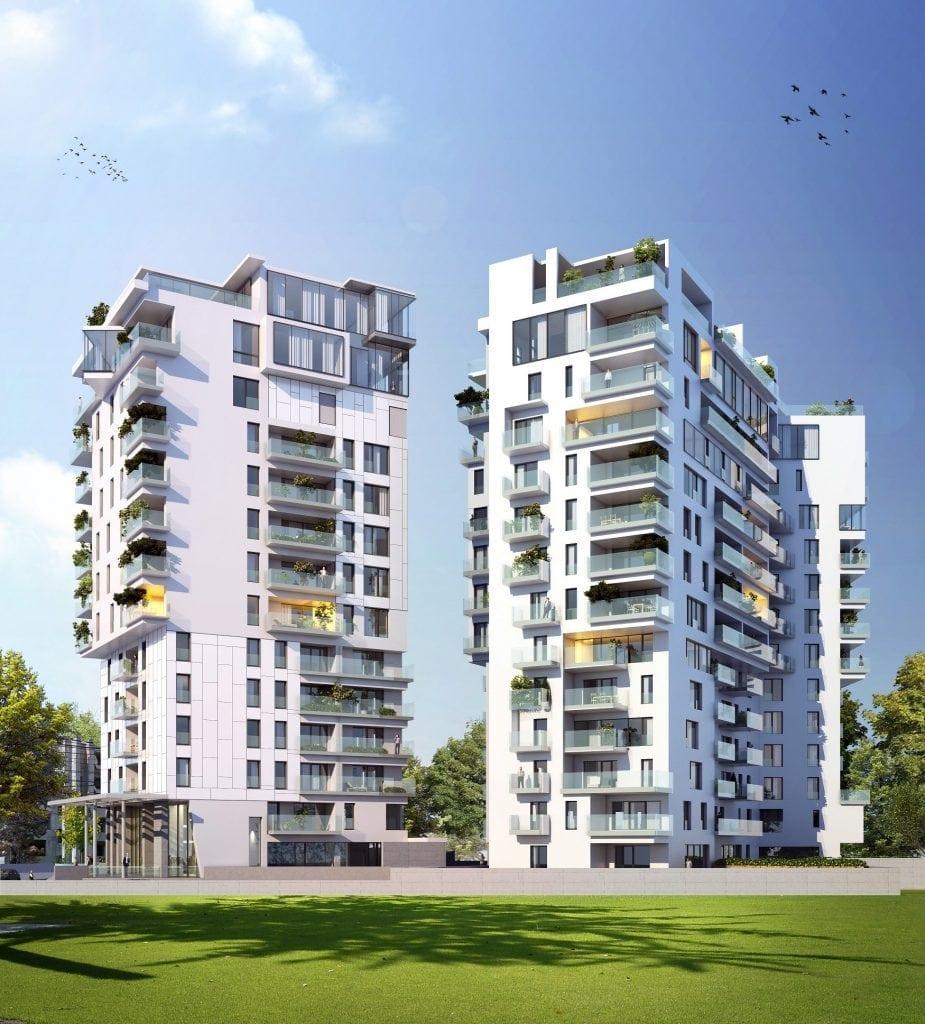 proiect rezidential one united properties m 925x1024 - Segmentul de lux continuă să crească în 2018