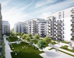 Arcadia Apartments Domenii