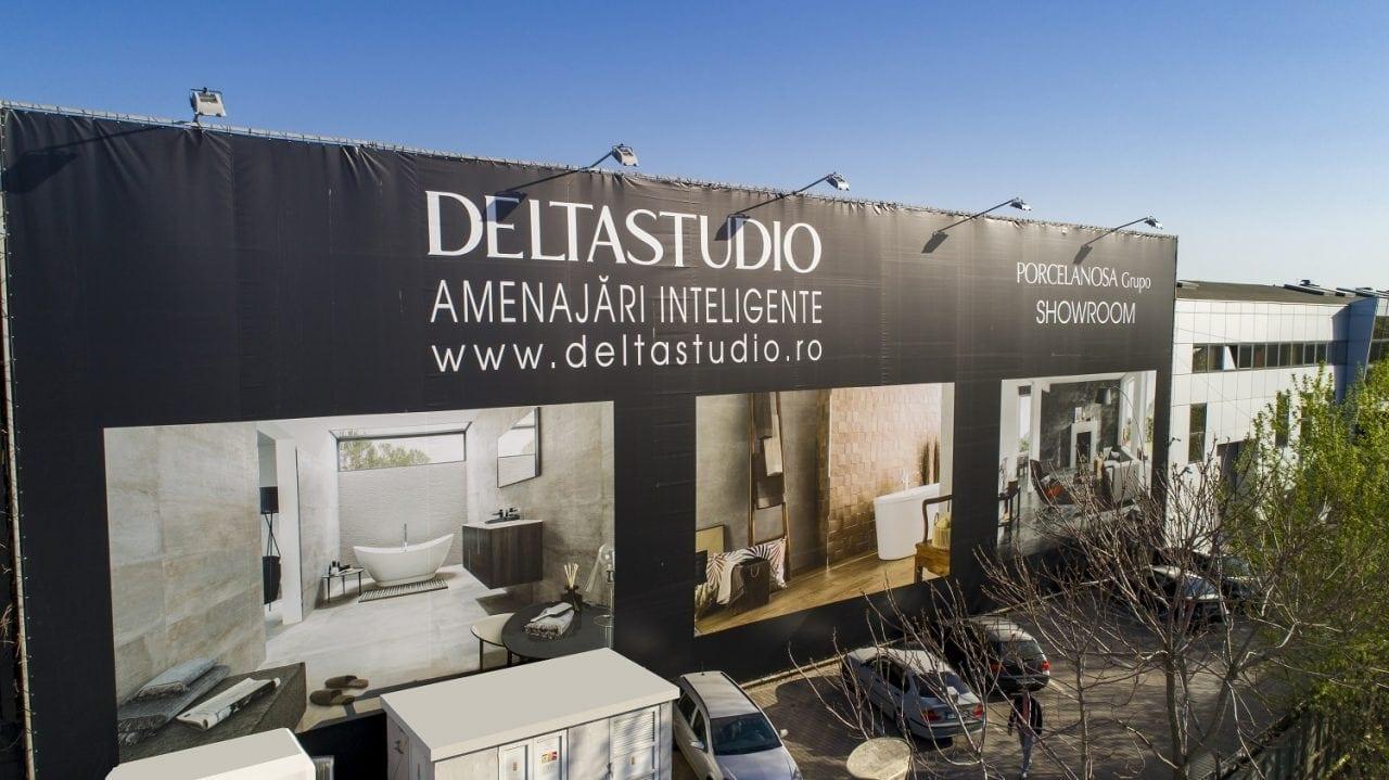 Foto Showroom Delta Studio - Grupul spaniol Porcelanosa a deschis un showroom in Romania in parteneriat cu Delta Studio