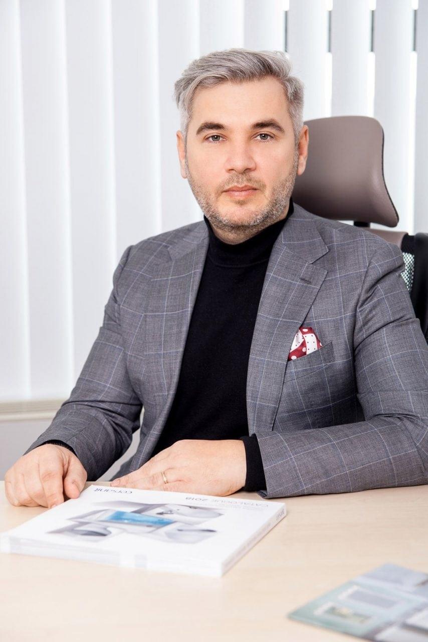 IMG 0042 - Janos Lupaș-Țicu, directorul de vânzări  pentru sudul Europei al Cersanit