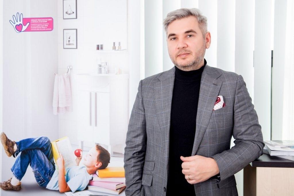 Janos Lupas Ticu Director Vanzari Sudul Europei 1024x683 - Janos Lupaș-Țicu, directorul de vânzări  pentru sudul Europei al Cersanit
