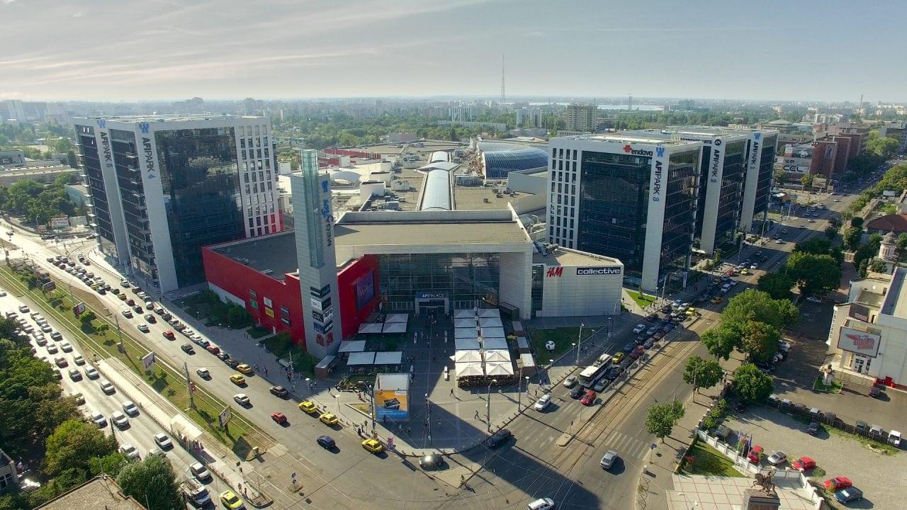 AFI Palace Cotroceni AFI Park - AFI Europe România a investit 23 de milioane de euro într-un teren lângă AFI Park 1-5