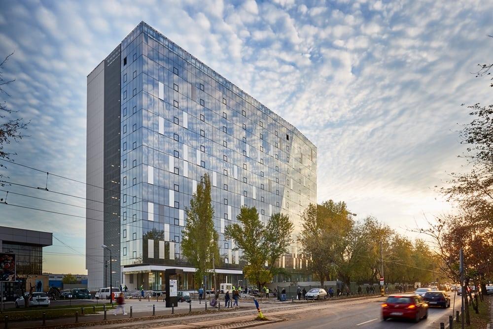 Globalworth Campus T1 nocable - Globalworth aduce Mindspace în trei dintre clădirile sale din România