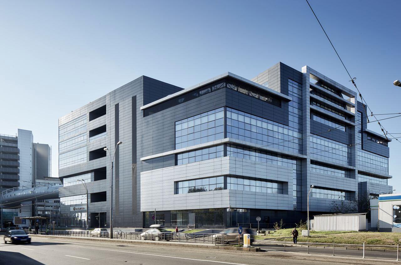 Globalworth City Offices exterior - Globalworth aduce Mindspace în trei dintre clădirile sale din România