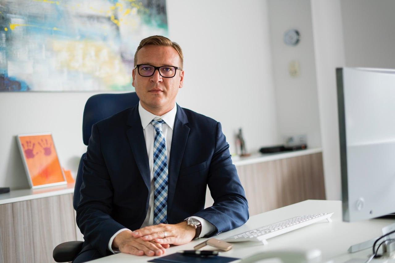 Stanislav Vlad - Peste patru milioane de euro, cifra de afaceri pentru GEZE România