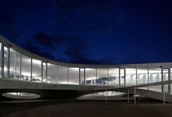2 - Exclusiv: Rolex Learning Center, un mall cultural și de știință