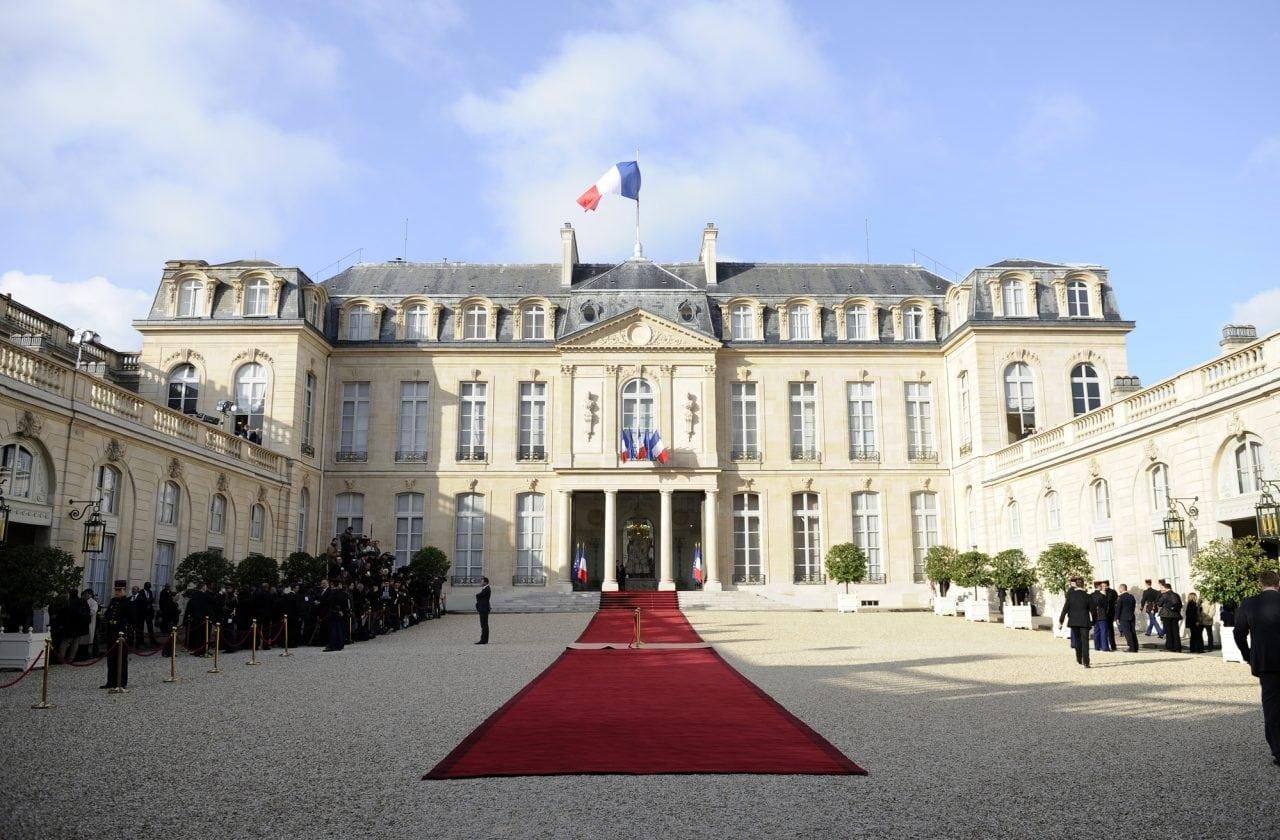 7787780930 le palais de l elysee - SECRETELE PALATELOR: Élysée