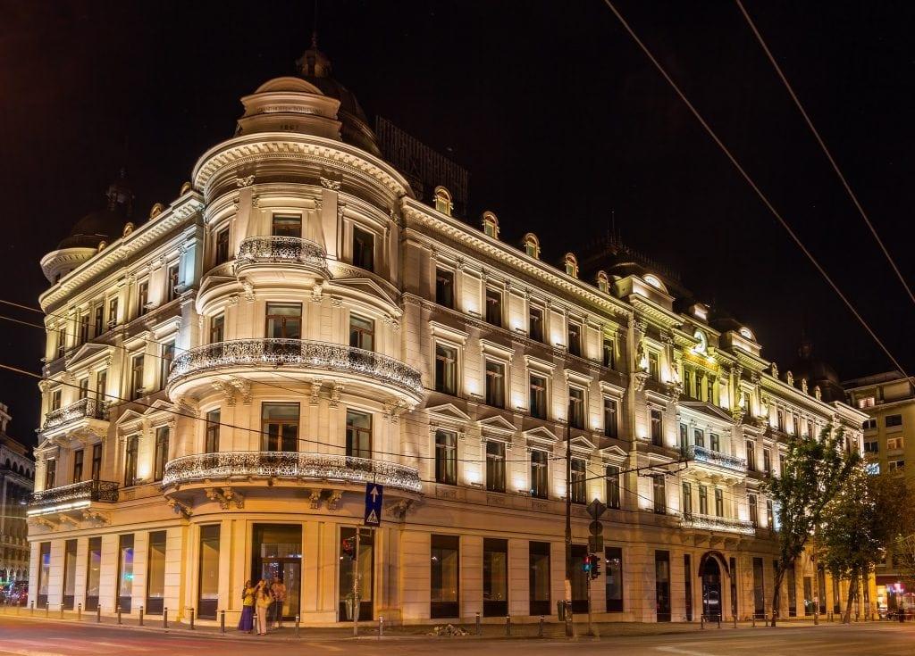 Grand Hotel du Boulevard Bucuresti 1024x735 - Exclusiv: Clădirile istorice din București, tot mai interesante pentru investitorii imobiliari