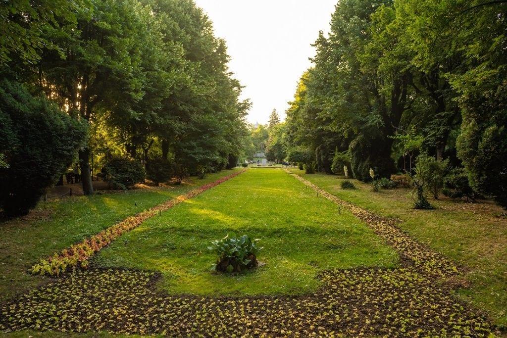 cismigiu3 1024x683 - Galerie foto: GRĂDINA CIȘMIGIU, cea mai veche grădină publică bucureșteană