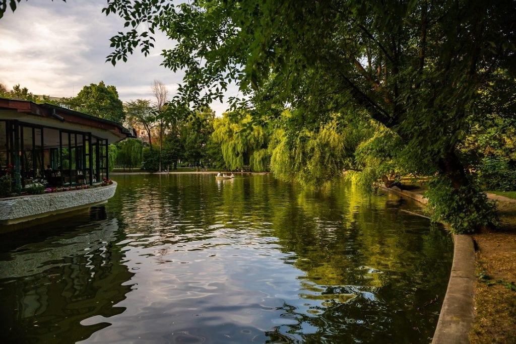 cismigiu6 1024x683 - Galerie foto: GRĂDINA CIȘMIGIU, cea mai veche grădină publică bucureșteană