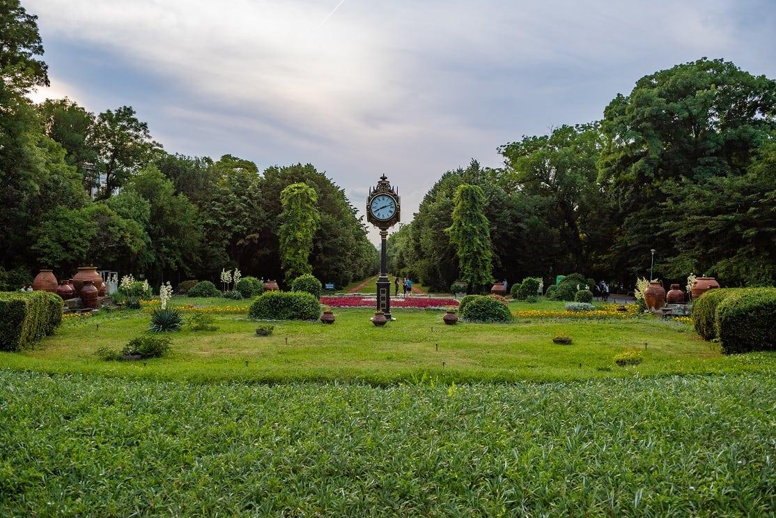 cismigiu7 - Galerie foto: GRĂDINA CIȘMIGIU, cea mai veche grădină publică bucureșteană