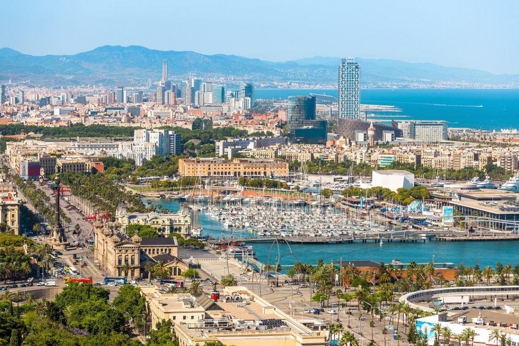 spania 1024x683 - Top Real Estate Magazine: 10 țări europene în care e oportun să cumperi casă în 2018