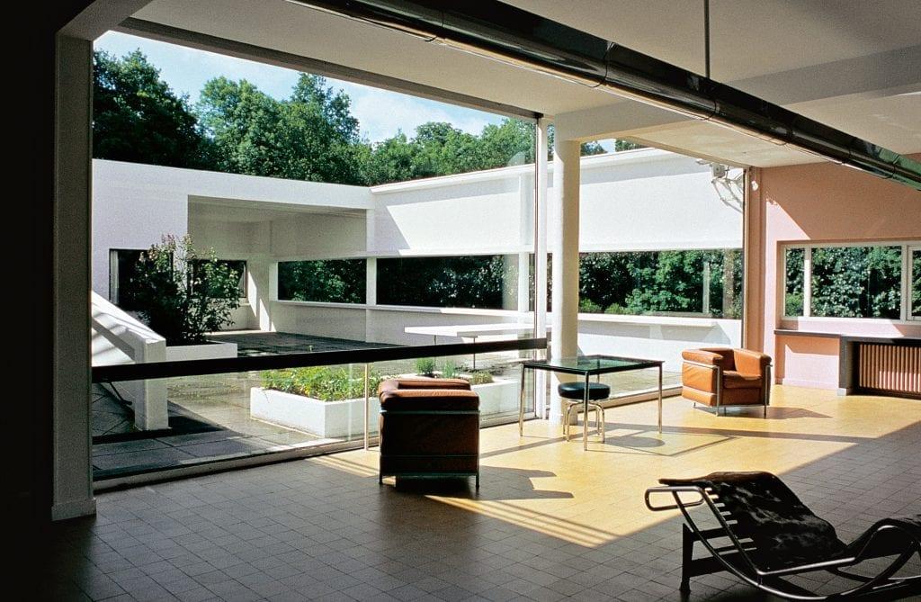 047A KC LECORBUSIER 04312 1 1024x669 - Villa Savoye și cele 5 principii ale arhitecturii, enunțate de Le Corbusier