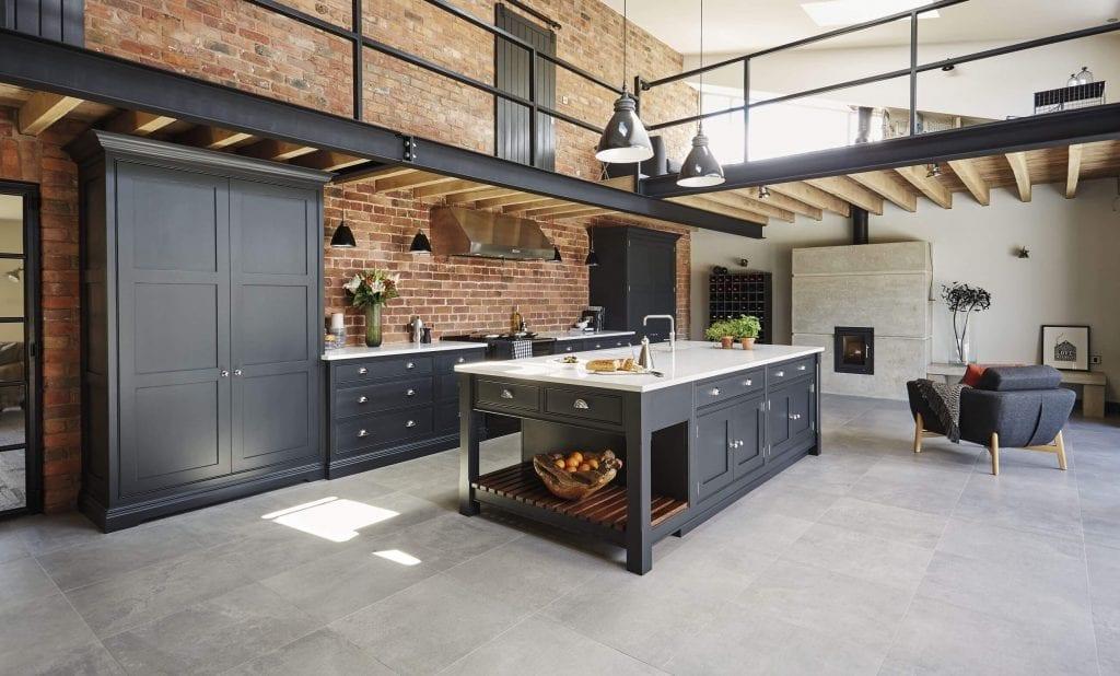 4 1024x618 - Stilul industrial modern în designul interior